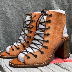 Jeffrey Campbell x Free People Lace Up Sandal